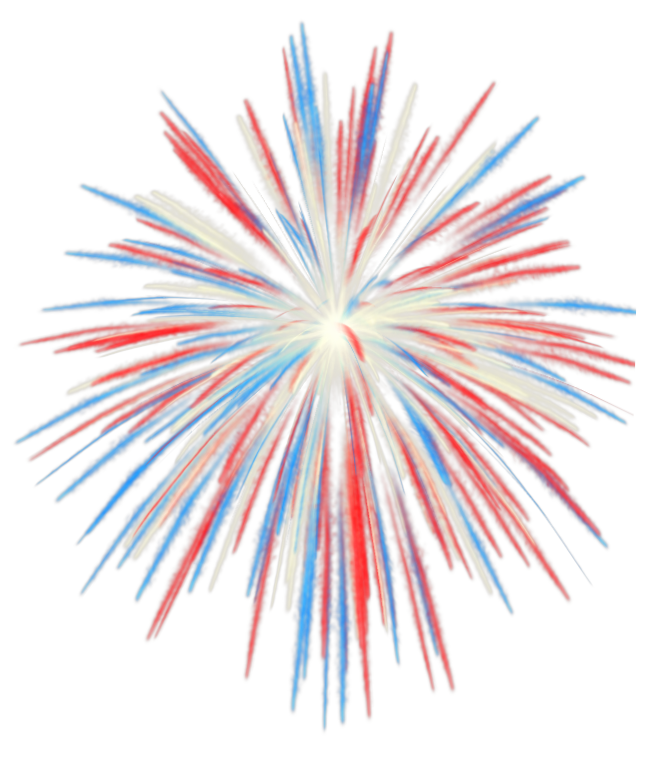4th july fireworks transparent image clipart moroni city rh moronicity org 4th of july fireworks clipart free 4th of July Border